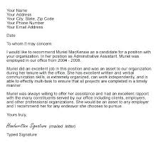 Bunch Ideas Of Recommendation Letter Residency Sample Also Format