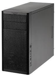 Компьютерный <b>корпус Fractal Design Core</b> 1000 Black — купить ...