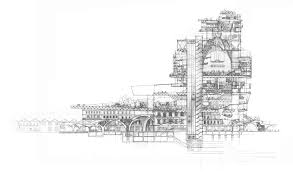 Fine Architectural Hand Drawings Project This Is My Drawing Of The In Simple Ideas
