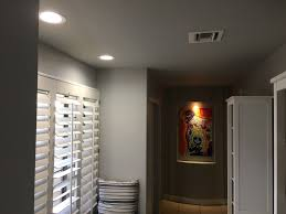 recessed lighting in hallway. Hallway, Installed 2x 6-inch LED Recessed Lights, Install 2 3-inch Directional Lights For Paintings. Lighting In Hallway W
