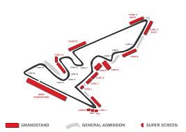 Cota Turn 15 Seating Chart United States Grand Prix Where To Watch The F1 Spectator