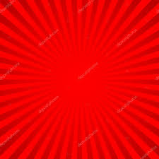 Radial Red Red Vector Background Of Radial Lines Stock Vector An Brosko