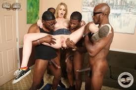 Porn Life Brotha Lovers Allie James Interracial