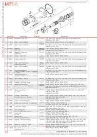 massey ferguson rear axle page 300 sparex parts lists s 70375 massey ferguson mf08 290