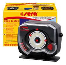 Купить автокормушка для рыб <b>Sera</b> feed A plus, с таймером, 0.1 л ...