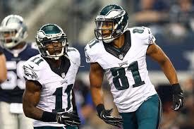 Philadelphia Eagles Post Draft Depth Chart Offense 2015