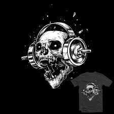 Design Skull T Shirt Entry 46 By Unaas For Skull T Shirt Design Freelancer