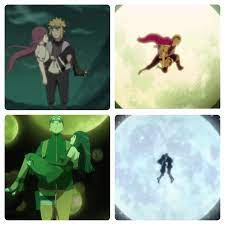 Thought it was cool that Naruto's love story had some moments similar to  his parent's : Naruto