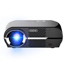 Vivibright GP100 LED Projector LCD 3500 Lumens LED: Amazon.in ...