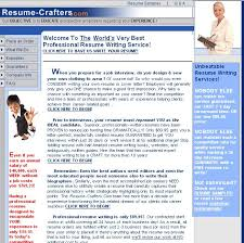 Best Resume Writing Service 21 Review Of The Resume Crafters Com