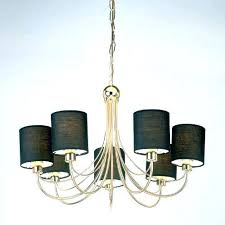 phenomenal gold silk chandelier shades pictures concept