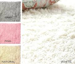40×40 Shag Rug Shaggy Wool Shag Rug White Natural Pink Grey Interior Awesome Interior Design Schools In Pa