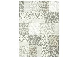 cream and grey rug intrigue damask patchwork rectangular cream grey area rug safavieh retro modern abstract cream and grey rug