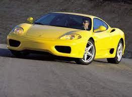 Up for sale is my personal 1999 gated ferrari 360 modena. Ferrari 360 Modena 0 60 Quarter Mile Acceleration Times Accelerationtimes Com