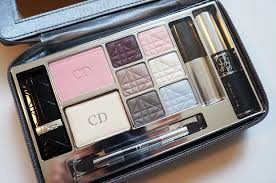 dior travel studio makeup palette collection voyage