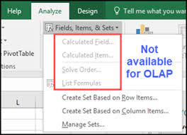 problem grouping pivot table items