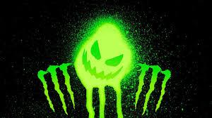 Neon Halloween Wallpapers on WallpaperDog