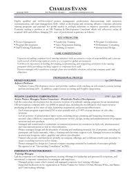 Sap Resume Formats
