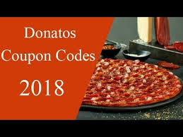 Donatos Coupons Donatos Coupons Code 20 Off Any Purchases Donatos Discount 2018