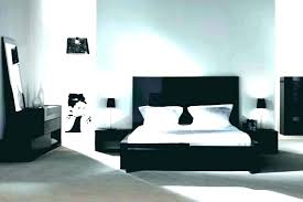 Delectable Black And White Modern Bedroom Ideas Furniture Gold ...