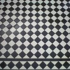 Black And White Pattern Tile Gorgeous Black White Tiles Walls And Floors