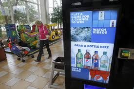 Marketing Vending Machines Simple Interactive Marketing Campaigns Brand Experience Engagement