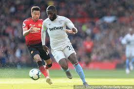 Man utd v west ham. Arthur Masuaku Reacts To West Ham United Defeat To Manchester United