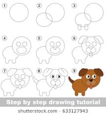 easy dog drawing tutorial. Perfect Drawing Kid Game To Develop Drawing Skill With Easy Gaming Level For Preschool  Kids Educational Inside Easy Dog Drawing Tutorial