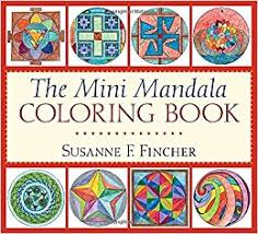 Small Picture Amazoncom The Mini Mandala Coloring Book 9781611801767