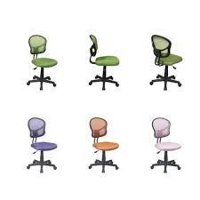 coloured office chairs. new sealed gorgeous mesh back desk chair multiple colors office student dorm ebay coloured chairs