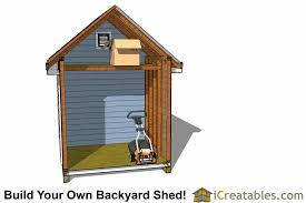 8x12 victorian shed plans floor plan