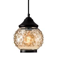 Vintage Hanging Swag Light Luling Vintage Globe Brown Glass Pendant Light Chic Drop Hanging Light Vintage Swag Light For Kitchen Island Garden Globe Brown