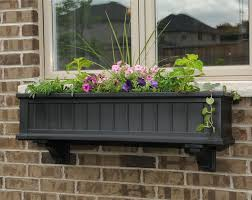 use window planter boxes
