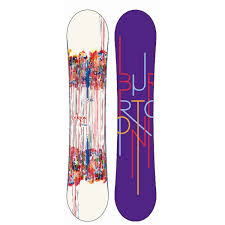 Burton Feelgood Flying V Snowboard Womens 2020