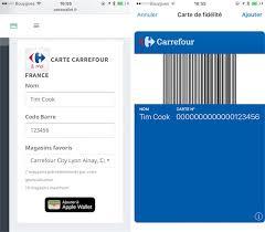 De Fidélité Passwallet Vos Wallet Facilement Cartes Avec Igeneration Dans Ajoutez
