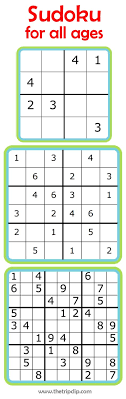 Week 7: Learning Math with Sudoku | Youngest child, Math and ...