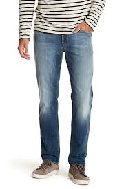 Fidelity Jeans Size Chart Fidelity Denim Jimmy Slim Straight Leg Jeans Compton Blue Nordstrom Rack