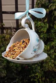 garden treasures bird feeder 172 best teacup bird feeders images on