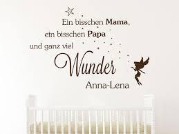 Wandtattoo Ganz Viel Wunder Spruch Baby Von Klebeheld