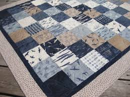 47 best Quilts for Jared images on Pinterest | Braid hair, Cakes ... & Nautical quilt throw blanket in Hearty Good by OliveStreetStudio, $175.00 Adamdwight.com