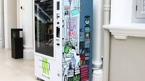 Sell Vending Machines Stunning Singapore Now Has Vending Machines That Sell Books