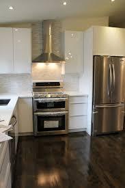 pretty sy digs ikea abstrakt white high gloss kitchen in progress