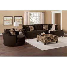 swivel barrel chairs for living room bar chair homebasica black microfiber round