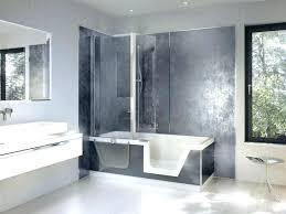 walk in bathtubs with shower tub in shower wonderful bathtubs idea inspiring walk bathtub combo intended