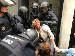 Resultado de imagen para rebelion catalana