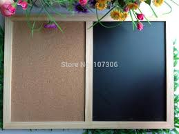 free accessories nature combination cork board blackboard kitchen office supplier 6090cm factory direct sell home decorativein drawing board from office boards for b76 for
