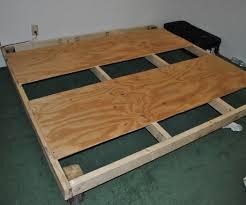 special aluminum pipe bed build