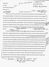 argumentative essay examples th grade resume com agrument essay