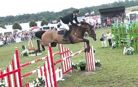 Harvey Smith passes his jumping genes down to third generation - Horse &  Hound