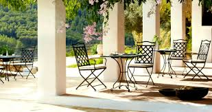 wrought iron for the garden or patio